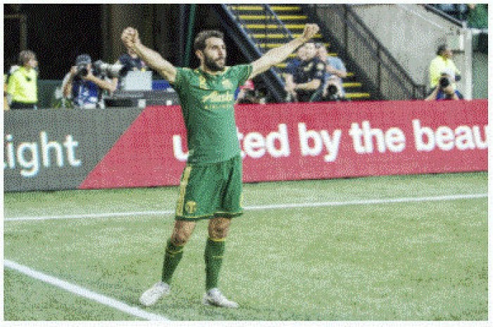 Diego Valeri Named Major League Soccer's 2017 MVP