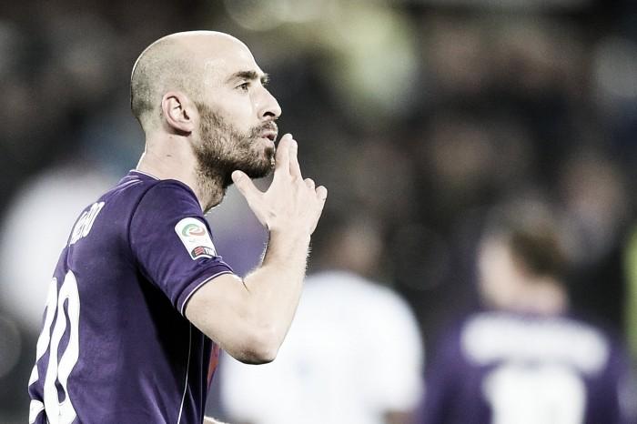 Borja Valero targets Fiorentina retirement