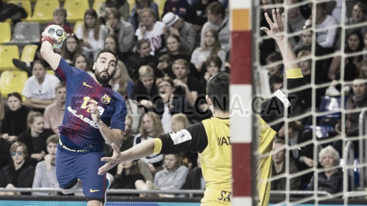 Barcelona da un paso más hacia el título