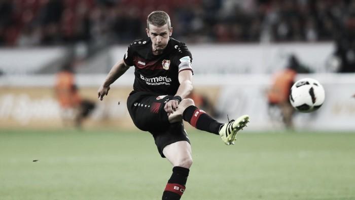 """Capitão do Leverkusen, Bender desabafa após empate sofrido com Monaco:""""Estou atordoado"""""""