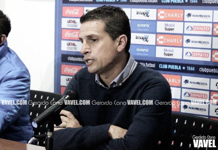 """Ricardo Valiño: """"Fue un partido atípico"""""""