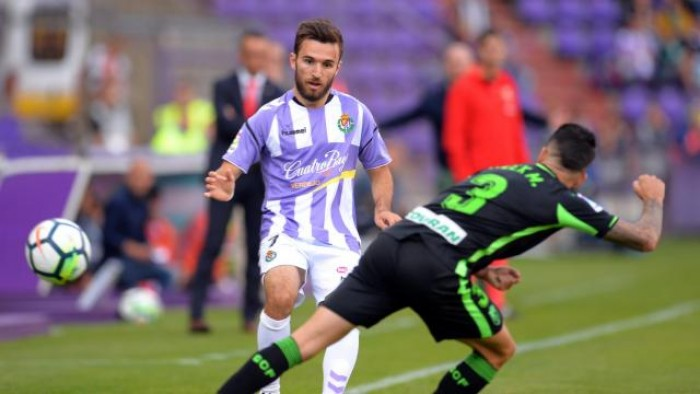 Resumen Valladolid 2-1 Granada en Segunda División 2017