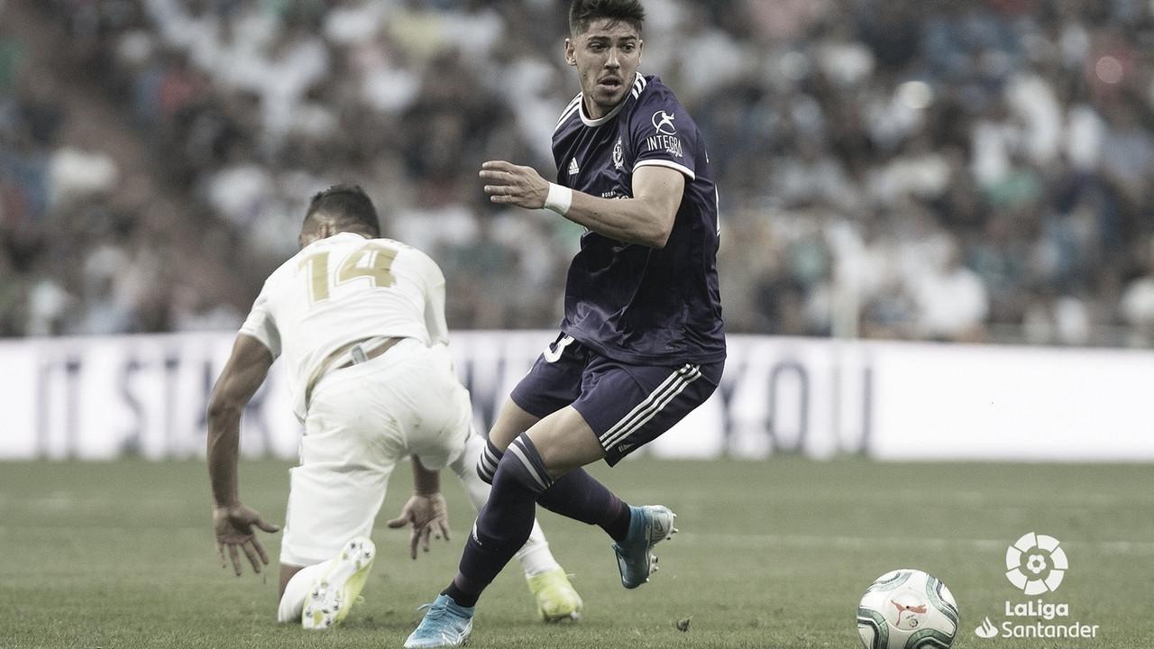 """Sergio González: """"Hay que ir con mucha ilusión, confianza y descaro"""""""