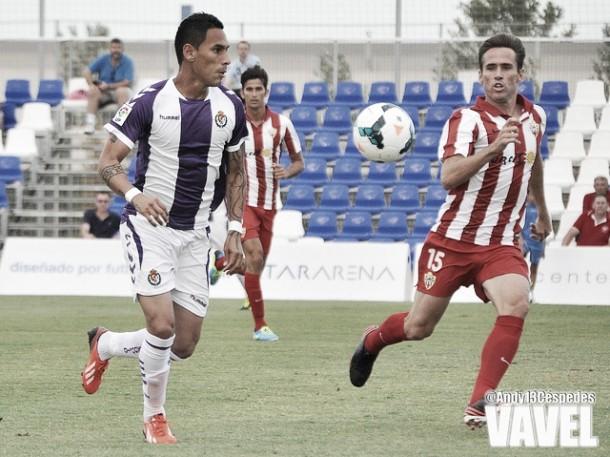 Victoria y buenas sensaciones en el test frente al Almería