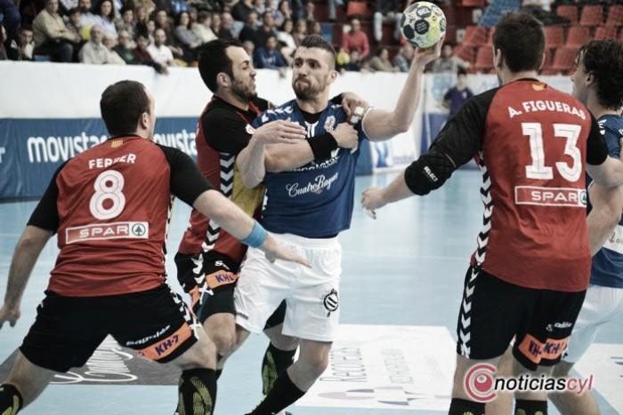 Resumen Recoletas Atlético Valladolid vs Fraikin BM Granollers en vivo en Liga Loterías Asobal