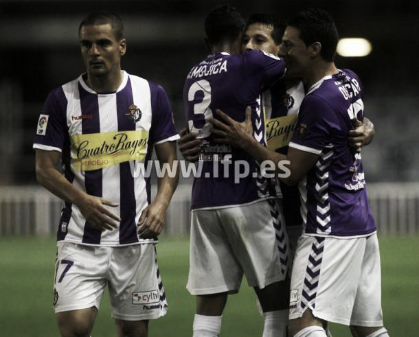 Ojeando al rival: Real Valladolid