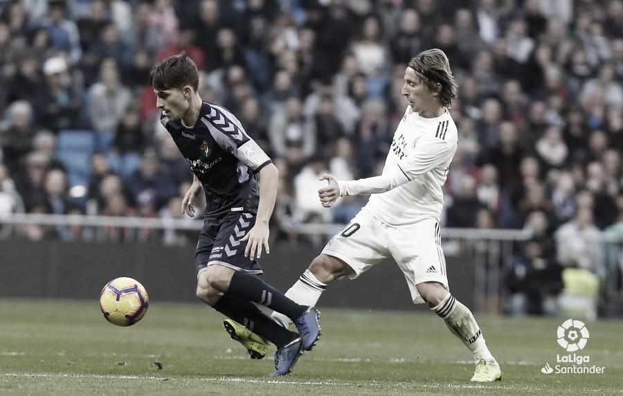El Real Madrid le tiene cogida la medida al Valladolid