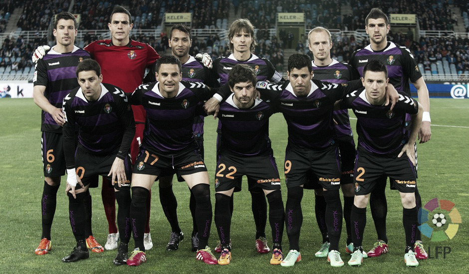 Real Sociedad - Real Valladolid, un clásico de Primera División