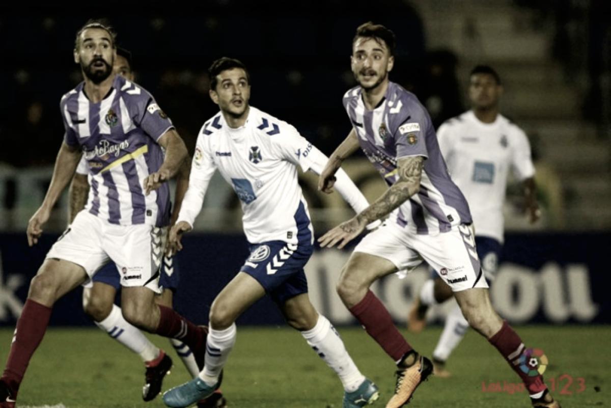 Juan Villar, el máximo peligro del Tenerife