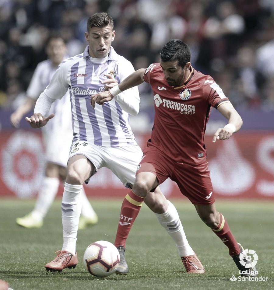 Resumen Getafe vs Real Valladolid en LaLiga 2020