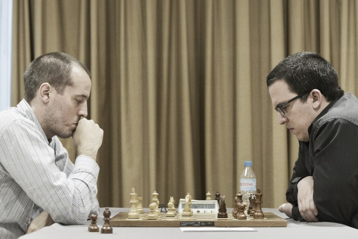 Paco Vallejo gana el II Open Neoclassical Chess
