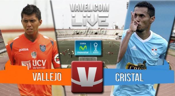 Resultado César Vallejo - Sporting Cristal en semifinales nacionales (4-3)