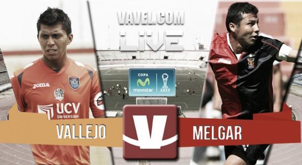 Resultado César Vallejo - Melgar en Torneo Clausura (1-0)