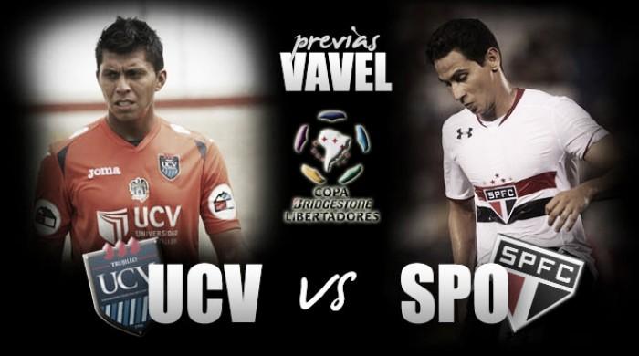César Vallejo - Sao Paulo: El David peruano se enfrenta a Goliat en el debut en la Libertadores