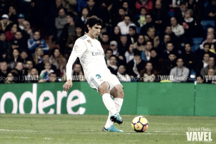 Vallejo debutó en Primera División