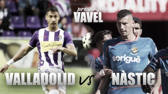 Previa Real Valladolid - Gimnàstic de Tarragona: en peligro de descenso