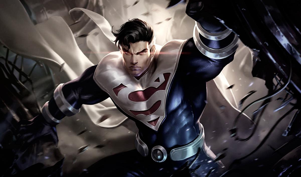 Superman chega em Arena of Valor