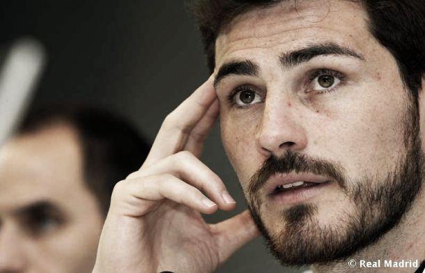 Última hora: RTVE confirma Iker Casillas no FC Porto