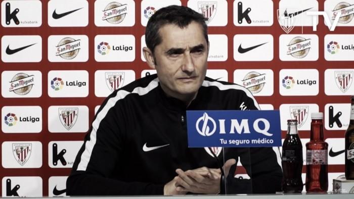 """Valverde: """"Iremos a Chipre a defender este resultado"""""""