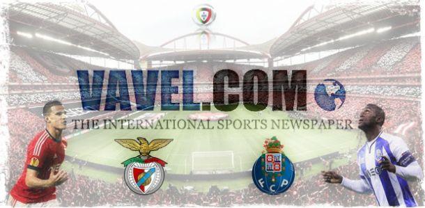VAVEL: Clássico Benfica x FC Porto com cobertura total
