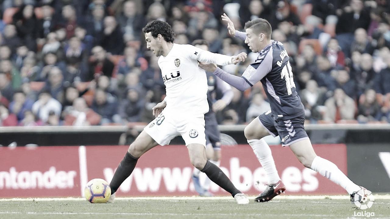 El Real Valladolid no gana al Valencia desde hace 12 años