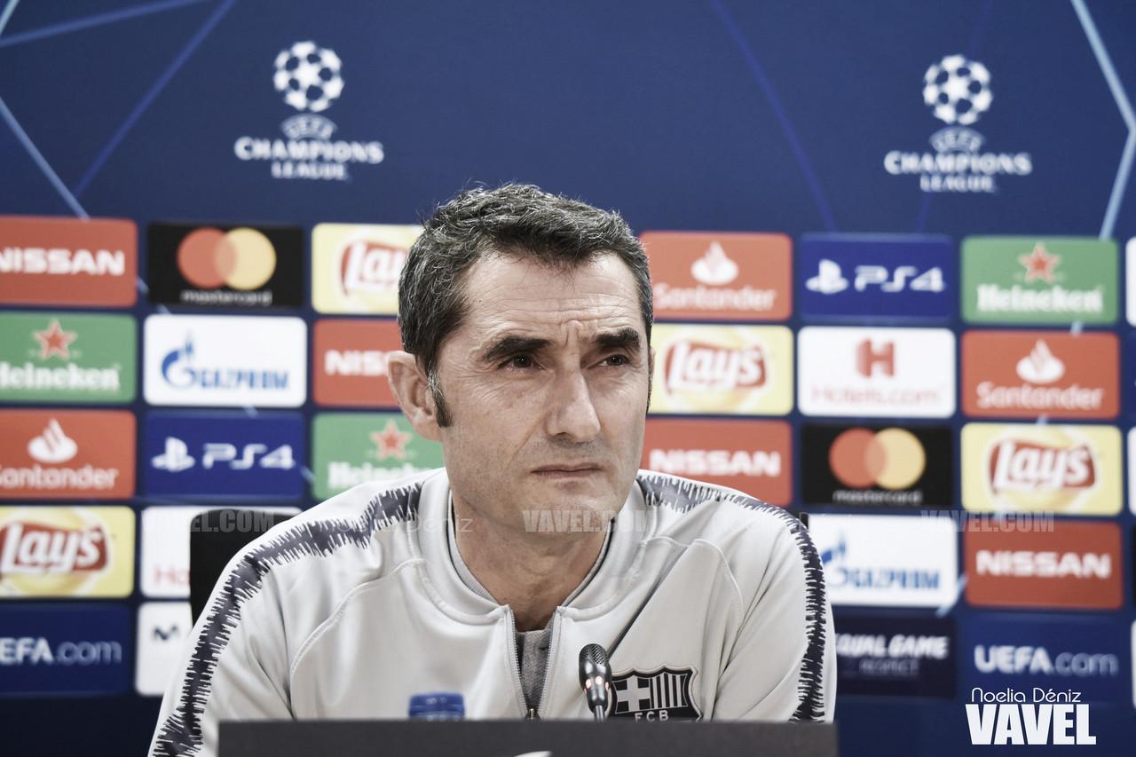 Valverde, efectivo con los cambios