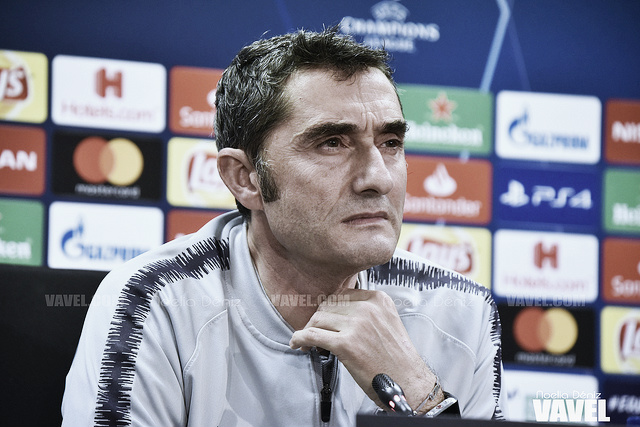 """Valverde: """"No hemos estado muy finos"""""""