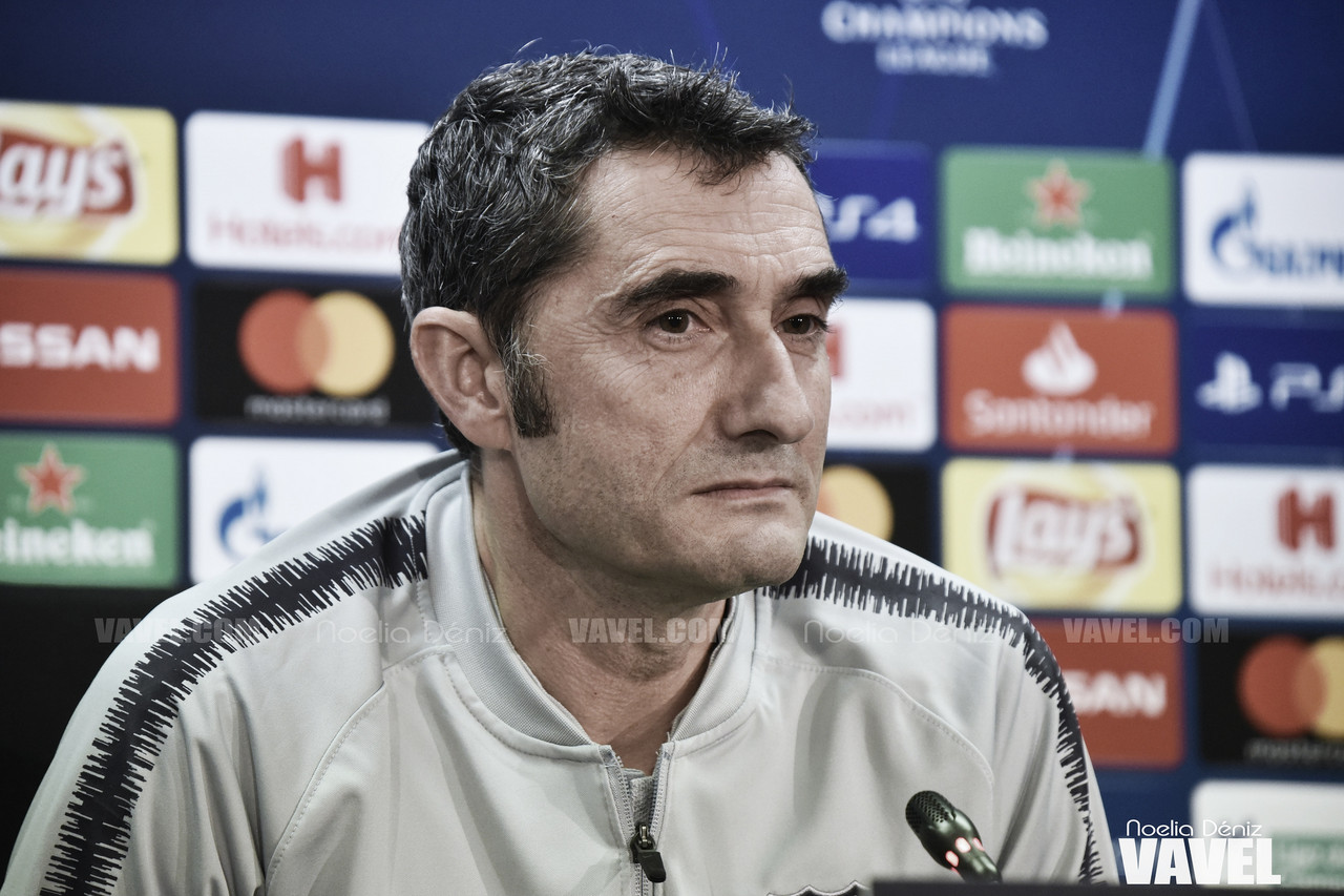"Ernesto Valverde: ""No teníamos previsto que Todibo llegase ahora"""