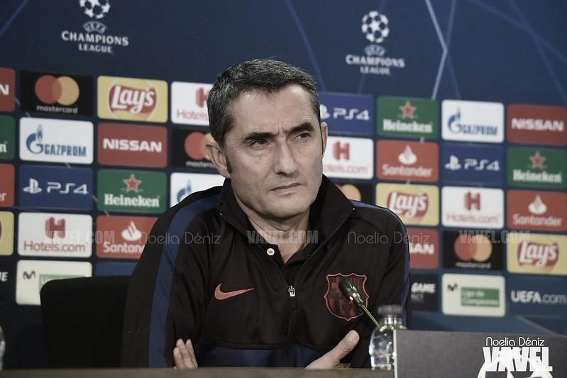 """Valverde: """"No creo que Messi tenga en la cabeza retirarse"""""""