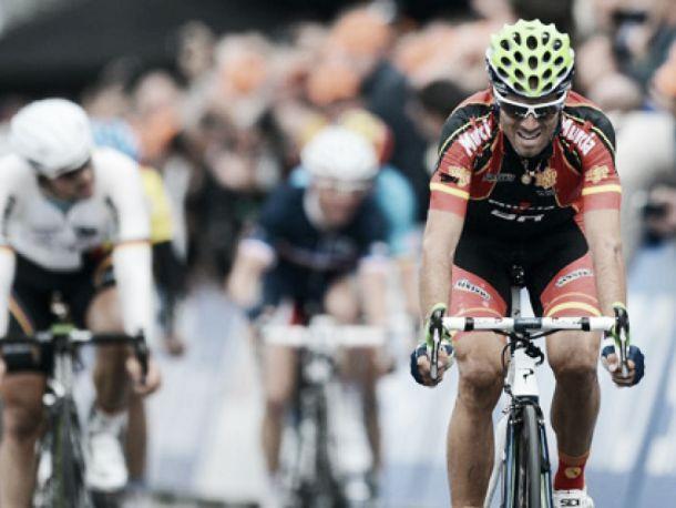 Mundial de Ciclismo 2013: la selección española