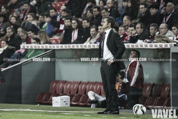 "Valverde: ""Vamos obligados a sumar"""