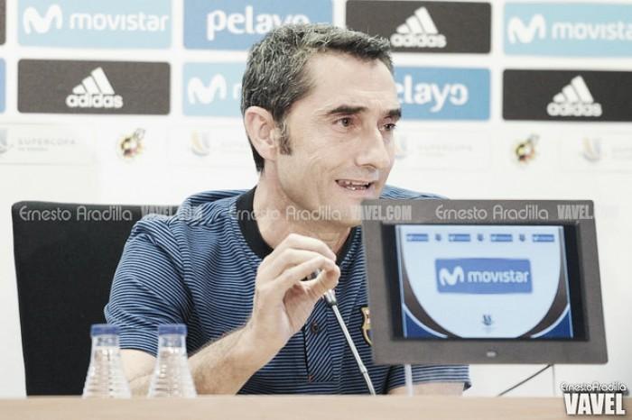 """Valverde: """"He acabado con buenas sensaciones, sobre todo a nivel de equipo"""""""