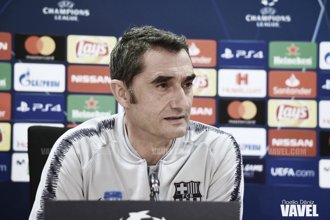 """Ernesto Valverde: """"La decisión de renovar ha sido sencilla"""""""