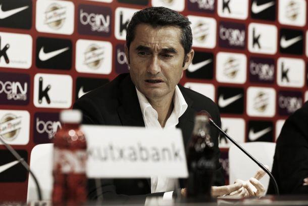 """Valverde: """"Esto no va a ser coser y cantar"""""""