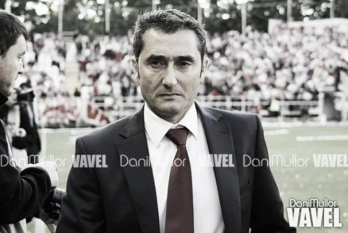 El nuevo Barça de Ernesto Valverde