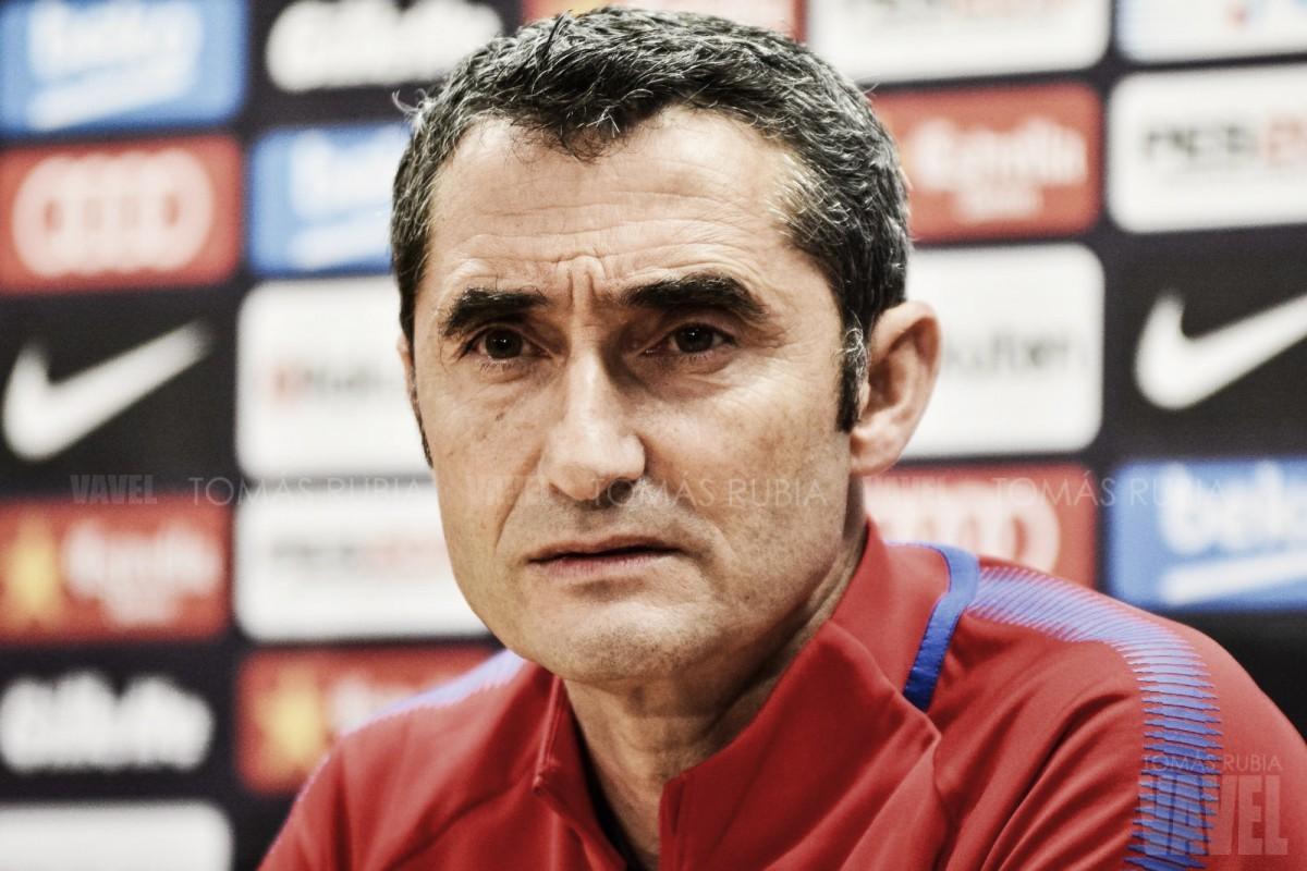 Valverde destaca vitória contra Valencia revela 'ajuda' de Messi e Iniesta para 'reerguer' equipe