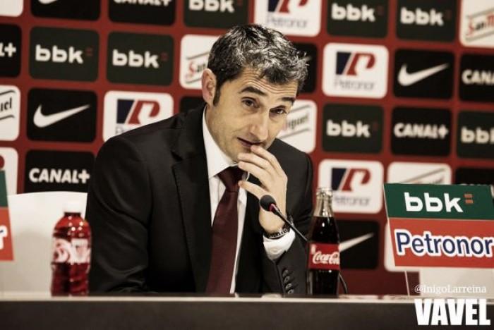 """Valverde: """"Se prevé una lucha dura hasta el final"""""""