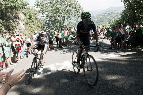 Favoritos a la Vuelta a España 2015: Alejandro Valverde ...
