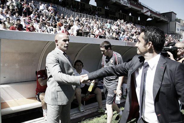 Valverde y Paco Jémez, dos formas de ver el fútbol