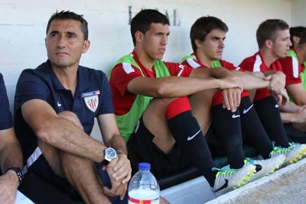 Valverde: ''Nos cuesta hacer gol''
