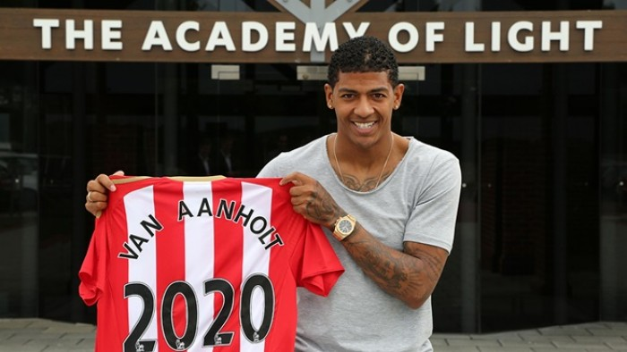 Van Aanholt, 'black cat' hasta 2020