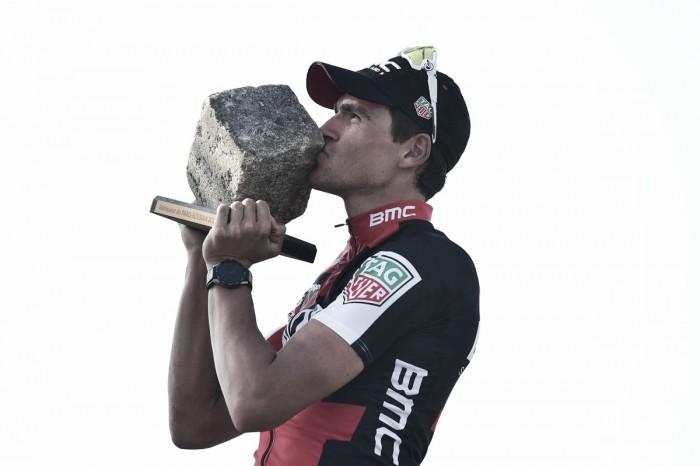 Greg Van Avermaet, el sucesor de Tom Boonen