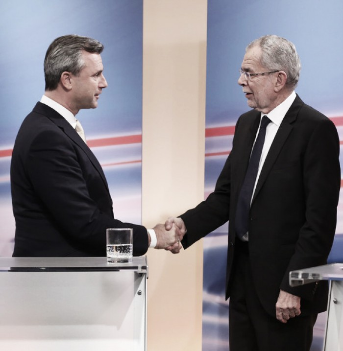 Austria frena a la ultraderecha