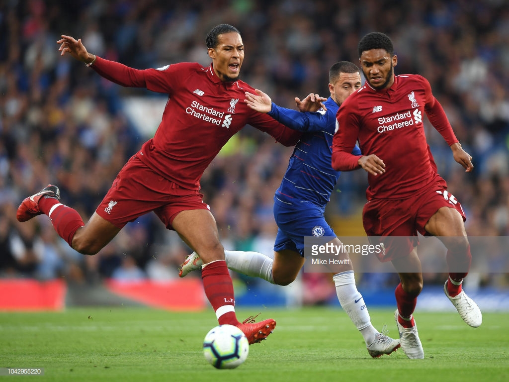 Opinion: Is Van Dijk a long-term leader for Liverpool?