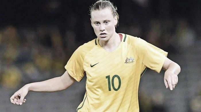 VfL Wolfsburg announce signing of Emily van Egmond