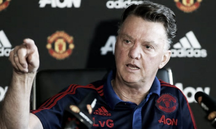 Press Conference: Lessons learned for van Gaal as United's league campaign draws to a close