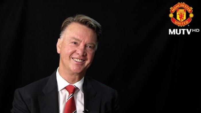 Van Gaal: ''Tengo la sensación de que ganaremos al Chelsea''