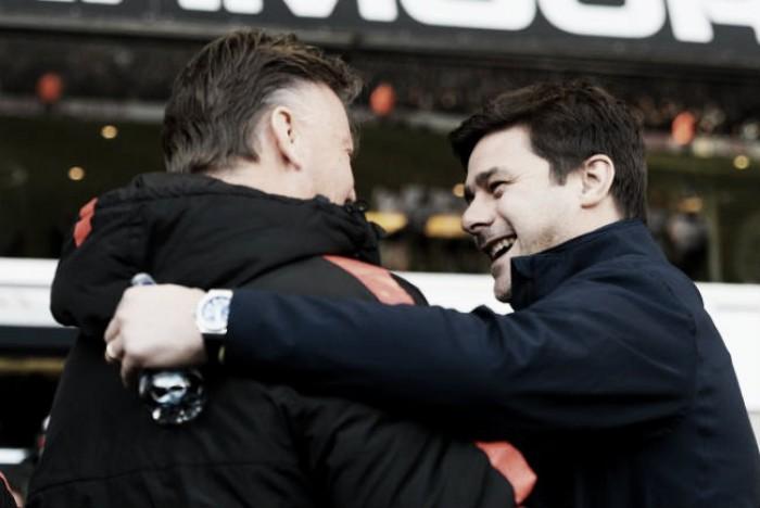 Louis van Gaal impressed by Tottenham Hotspur