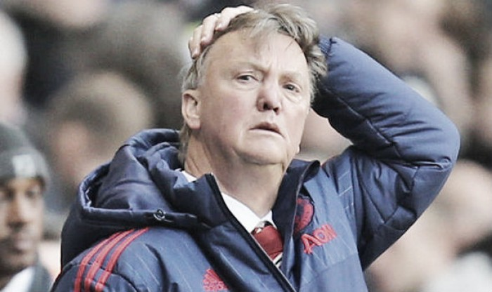 Louis van Gaal defiant despite another top four blow