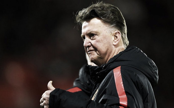 Louis Van Gaal praises passion of fans